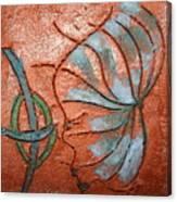 Awash - Tile Canvas Print