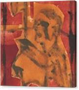 Axeman 11 Canvas Print