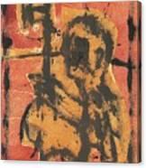 Axeman 2 Canvas Print