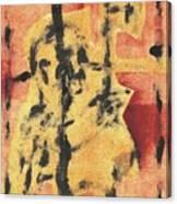 Axeman 4 Canvas Print