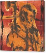 Axeman 5 Canvas Print