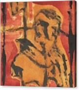 Axeman 7 Canvas Print