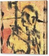 Axeman 9 Canvas Print