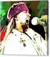 Axl Rose november rain  Canvas Print