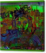 Down 42 Canvas Print