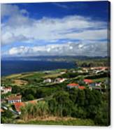 Azores Islands Landscape Canvas Print
