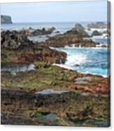 Azores Seascape Canvas Print
