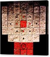 Aztec Nuclear Furnace Canvas Print