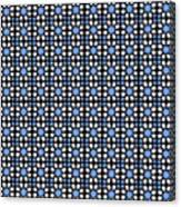 Azulejos Magic Pattern - 05 Canvas Print