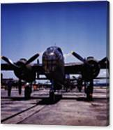 B-25 Bombers Canvas Print
