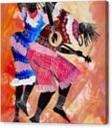 B 345 Canvas Print