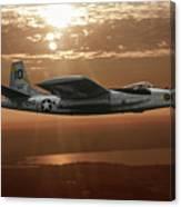 B-45c Tornado Canvas Print