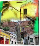 Recife Colors Canvas Print