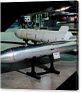 B61 Nuclear Bomb Usaf Canvas Print