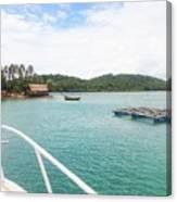 Ba Lua Archipelago Canvas Print