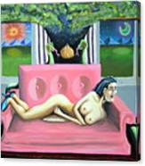 Babalon Canvas Print