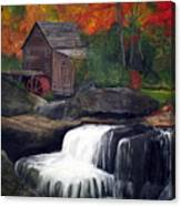 Babcock Mill Canvas Print