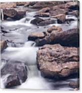 Babcock Stream Canvas Print