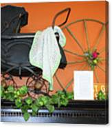 Baby Buggy Canvas Print