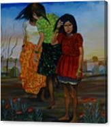 Bachpan Canvas Print