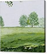 Back Nine Canvas Print