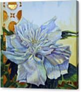 Backyard Splendor Canvas Print
