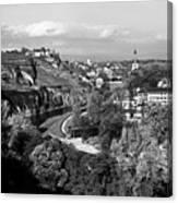 Bad Kreuznach 8 Canvas Print