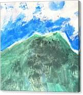 Bad Weather Canvas Print