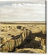 Badlands 2 Canvas Print
