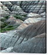 Badlands National Park South Dakota 2 Canvas Print