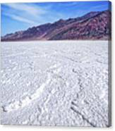 Badwater Canvas Print