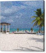 Bahamas Canvas Print