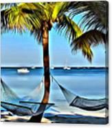 Bahamas Vacation Canvas Print