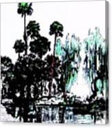 Bahia San Lucas Canvas Print