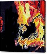 Baila Gitana Baila Canvas Print