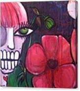 Baylee Canvas Print