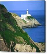 Baily Lighthouse, Howth, Co Dublin Canvas Print