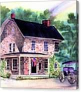 Baird'stavern Canvas Print