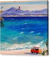 Baja Safari Canvas Print