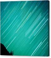 Baja Starry Night Canvas Print