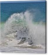 Baja Wave Canvas Print