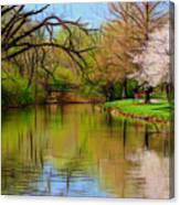 Baker Park Canvas Print