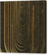 Balacombe Viaduct - Sussex Canvas Print