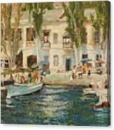 Balaklava Canvas Print