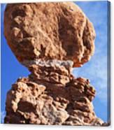 Balanced Rock 2 Canvas Print