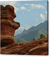 Balanced Rock Canvas Print