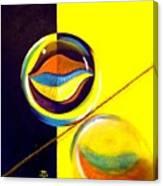 Balancing Act I Canvas Print