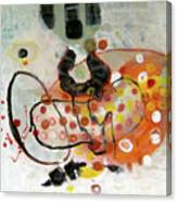 Balancing Freedom2 Canvas Print