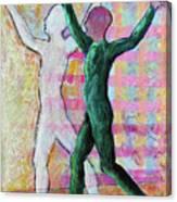 Balancing Joy Canvas Print