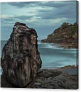 Balancing Rock Act Canvas Print